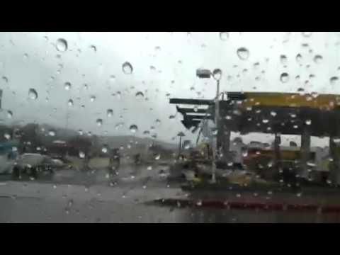 Rain disaster in castaic