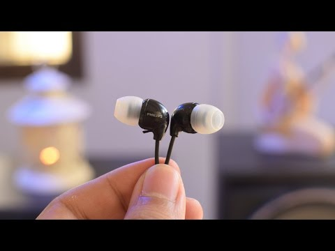 Philips SHE3590BK: Best Budget Earphones?