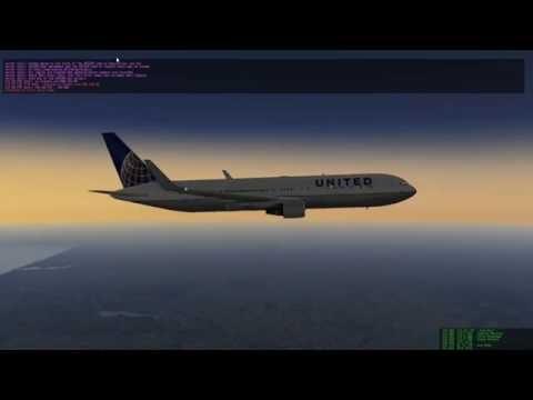 VATSIM | Boeing 767-300ER (FlightFactor) | Approach Into Cleveland (Event)