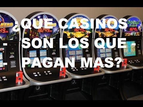 juegos de casino que mas pagan