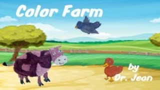 Color Farm (English) with Dr  Jean
