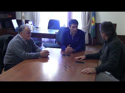 Municipio y Usina trabajan para mejorar la conectividad de las áreas