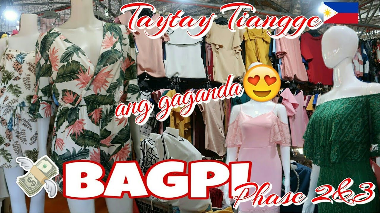 [VIDEO] - Affordable Office Outfits @ BAGPI TAYTAY TIANGGE (Phase 2&3) 8