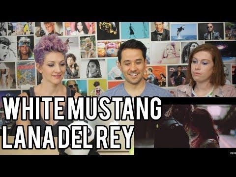 LANA DEL REY - White Mustang - REACTION!!