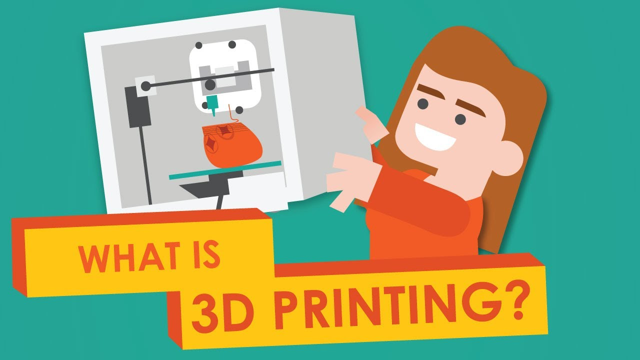 how 3d printer works ppt