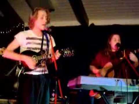 Megan Johnson and Kevin Hull cover Teenage Wasteland