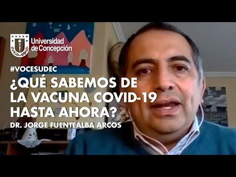 #VocesUdeC: Vacunas Covid-19
