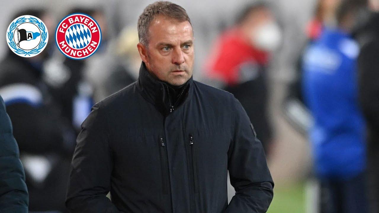 """🎙️ """"Nah an dem, was wir uns vorstellen!"""" Die PK mit Hansi Flick I Arminia Bielefeld - FC Bayern"""