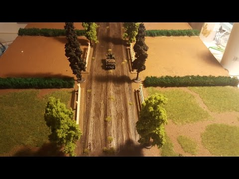 Terrain Tutorial - How to make a dirt road