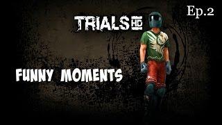 Trials HD Funny Moments Ep.2 (Funny Mini Games!/Stanky Leg!)