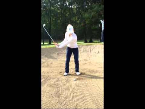 Emma Broze OverBoarder Bourse d'études Golf USA