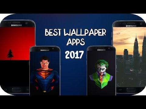 best android wallpaper apps for 2017 youtube