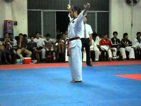 taekwondo nha thieu nhi kg. nhu
