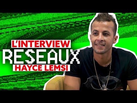Hayce Lemsi interview réseaux : Mister V tu stream ? Les gilets jaunes tu likes ? Ayem ça match ?