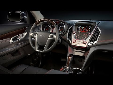 Charming 2014 GMC Terrain Interior Review Awesome Design