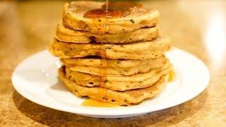 The Pancake Channel ~ Zucchini Pancakes Thumbnail