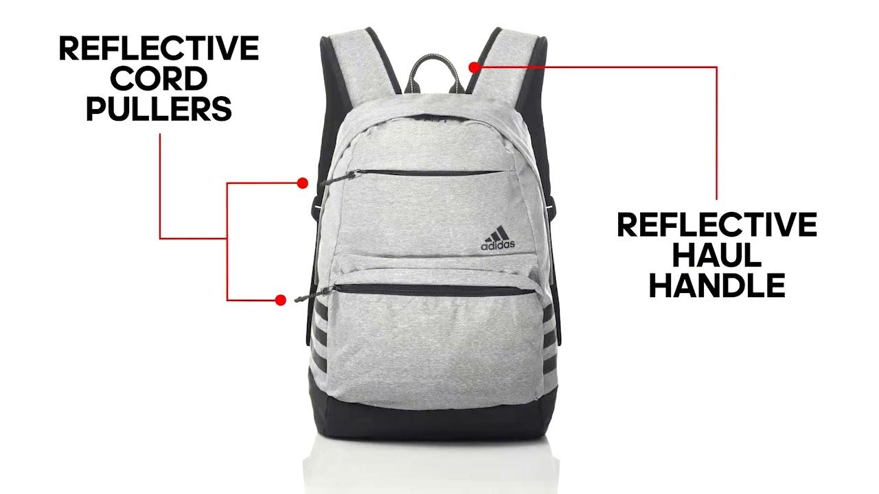 7d20501b069a adidas Daybreak Backpack SKU  8880920 - YouTube