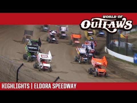 GAC RACING LEAGUE CHAMPIONSHIP Round ELDORA Speedway