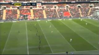 1st half New Zealand vs England Rugby League World Cup 23 11 2013