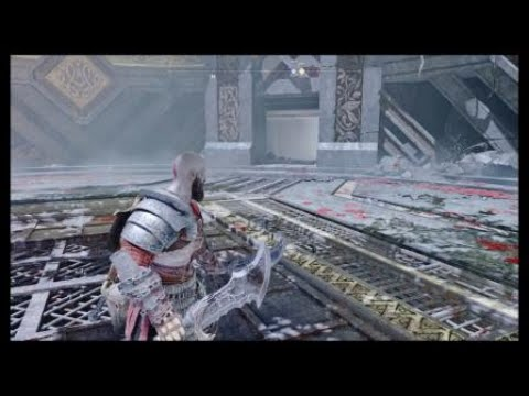 God of War 4 Game Of The Year 2018 - Valkyrie Geirdriful
