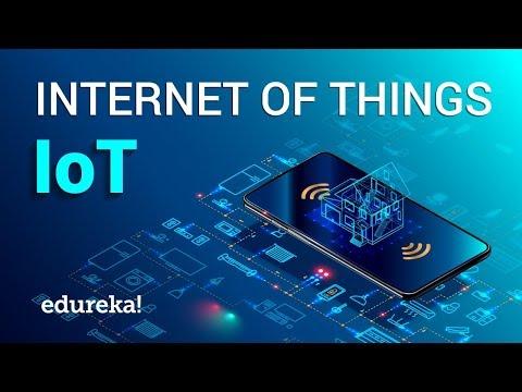 Internet of Things (IoT) | What is IoT | How it Works | IoT Explained | Edureka