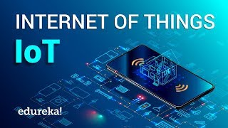 Internet of Things (IoT) | What is IoT | How it Works | IoT Explained | Edureka