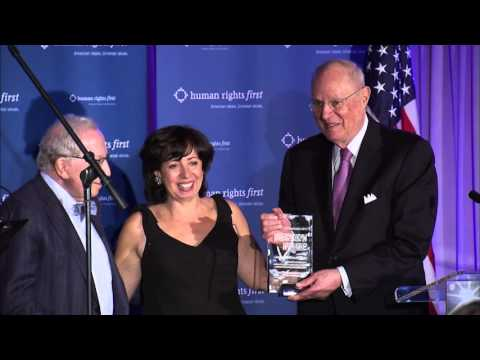 2015 Human Rights First Beacon Prize - Honoring Justice Anthony Kennedy