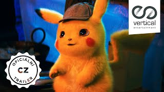 Pokémon: Detektiv Pikachu | OFICIÁLNÍ HLAVNÍ TRAILER | český dabing