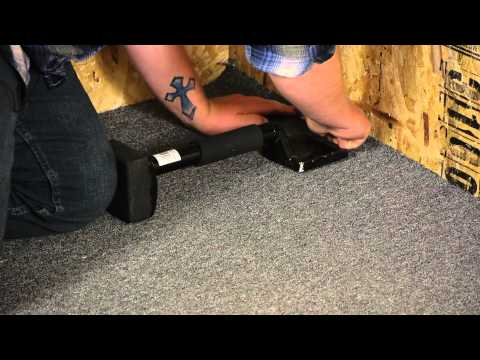 How to Fix Carpet Wrinkling : Carpet Installation & Maintenance
