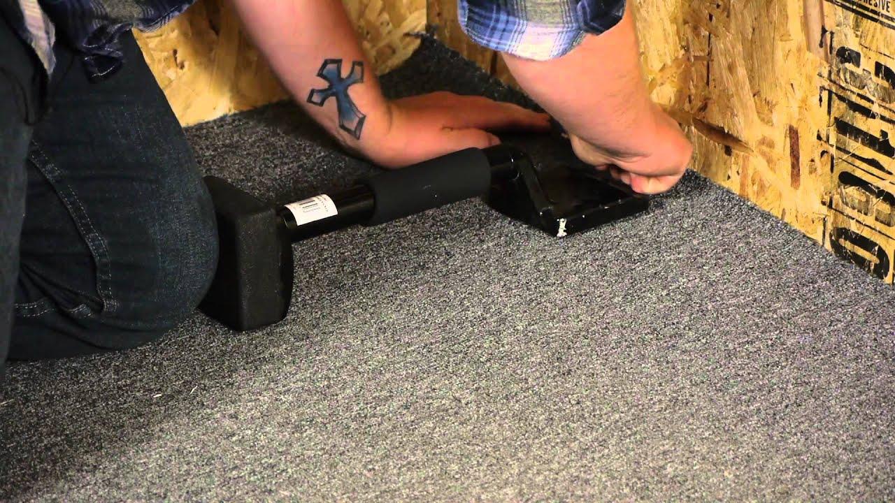 How to Fix Carpet Wrinkling : Carpet