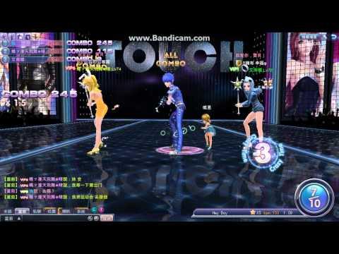3D - Touch Dance ~ Hey Boy ( Jerry Abbott )
