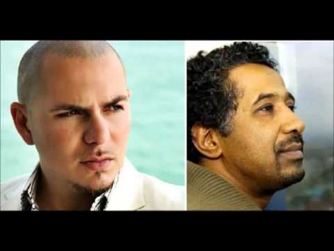 cheb khaled pitbull hiya hiya mp3