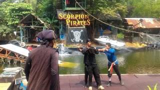 Pirates Part II || Scorpion Pirates Ocean Dream Samudra Ancol