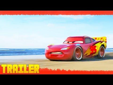 Cars 3 (2017) Disney Nuevo Tráiler Oficial #3 Español Latino