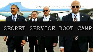 Learning to Guard the President | Secret Service Boot Camp {Reaction Video}