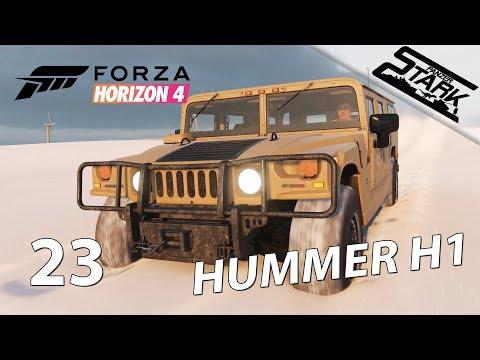 Forza Horizon 4 - 23.Rész (Hummer H1 a monstrum) - Stark thumbnail