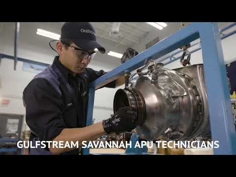 Gulfstream's Extensive APU Maintenance Solutions