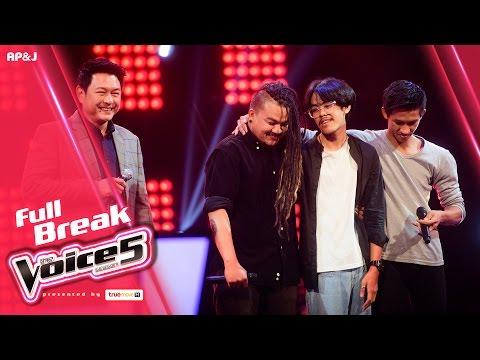 The Voice Thailand 5 - Battle Round - 18 Dec 2016 - Part 6