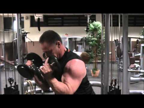 Schulter Special Part 2 @ Bodies Prime TV - Wolfgang Franke nach Vince Gironda
