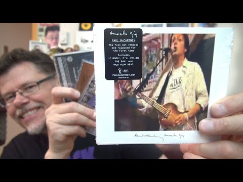 Paul McCartney Amoeba Gig CD Unboxing And Much More Mp3
