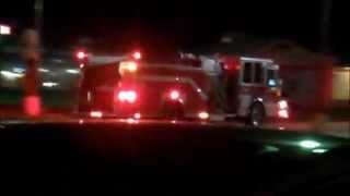 Download DOZENS OF FIRE UNITS RESPONDING TO BAD FIRE