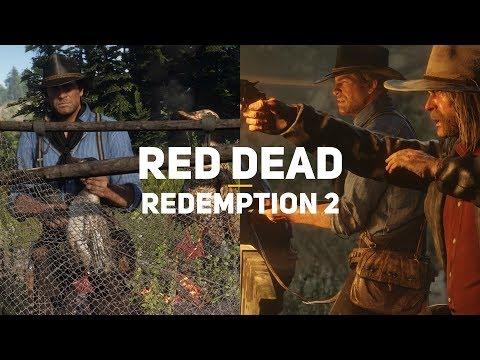 Red Dead Redemption 2. Первый взгляд thumbnail