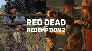 Red Dead Online: БЕСКОНЕЧНЫЕ ДЕНЬГИ! / $100 за 30 минут! / Как заработать в RDR Online!