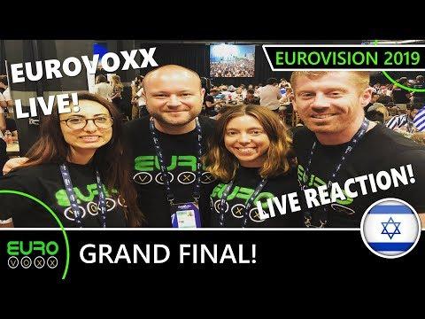 EUROVISION 2019 FINAL! Eurovoxx Live