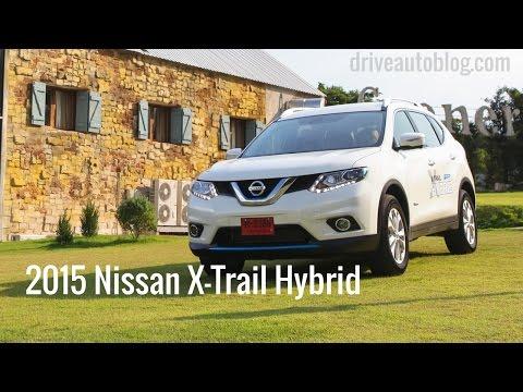 [Test Drive] Nissan X-Trail Hybrid : รถไฮบริดดีไซน์เฉียบ ประหยัด แรงหายห่วง  [Thai]