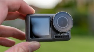 DJI Osmo Action Review - The Most Innovative Action Camera