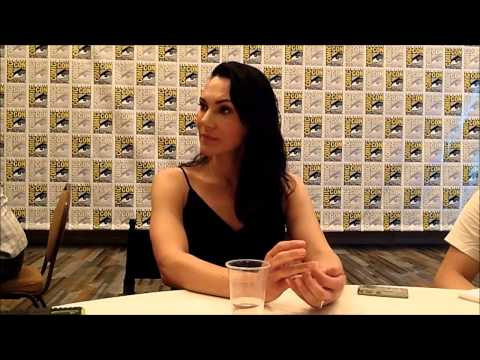 Helix Q&A with Kyra Zagorsky SDCC 2014