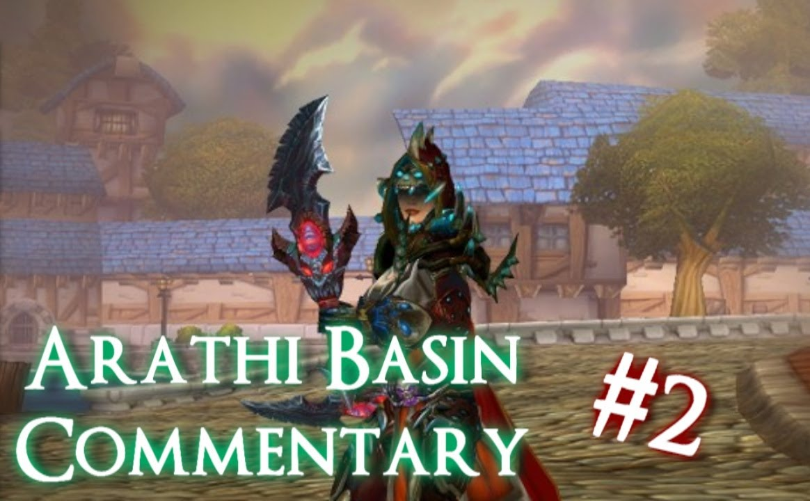 Ω Selfs3rve | WoW: Arathi Basin Commentary #2 [4.3 Sub Rogue PvP](Commentary/Gameplay)