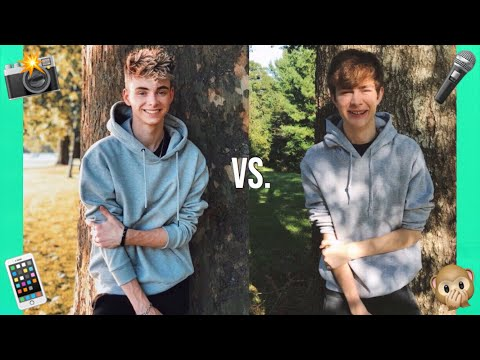 I Copied Corbyn Besson's Instagram For A Week!