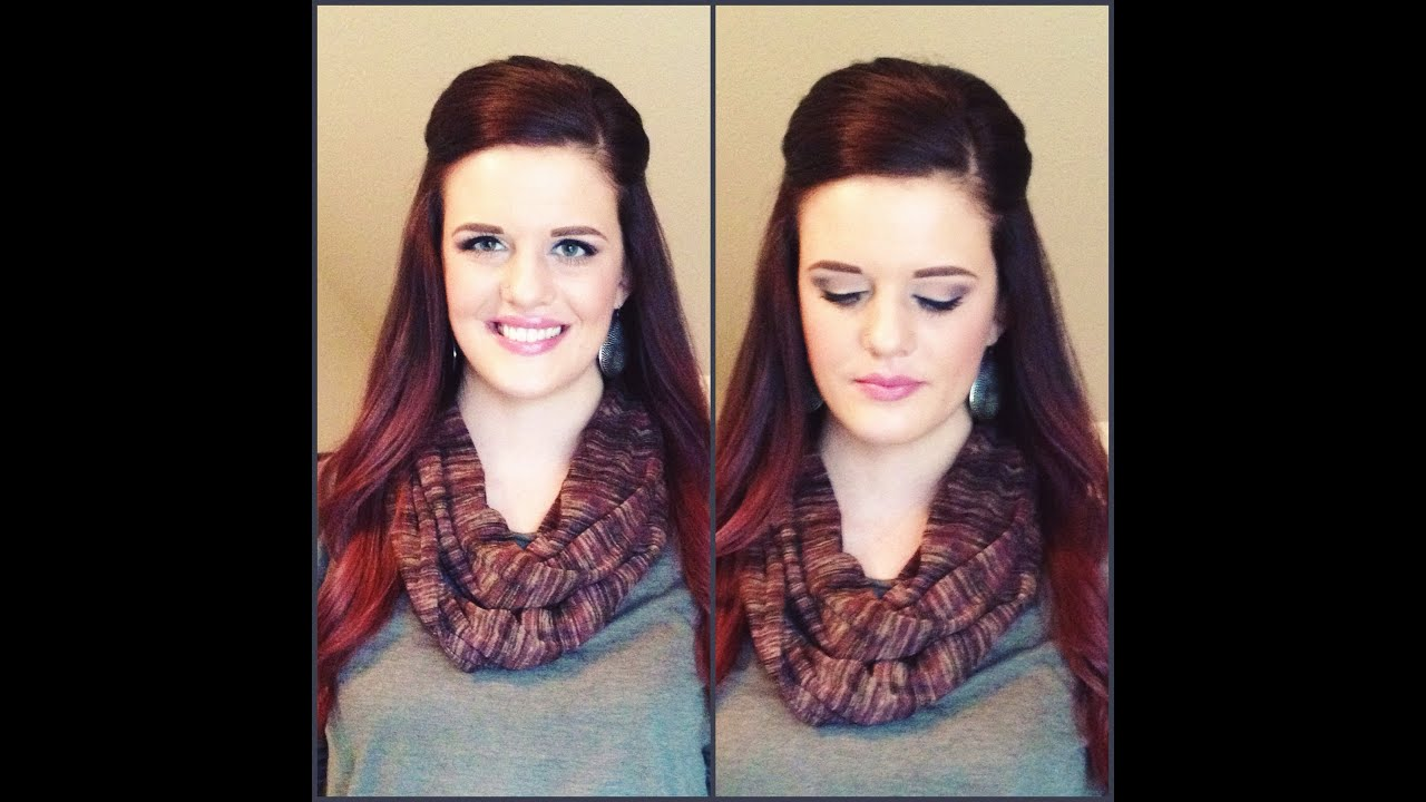 Business Work Appropriate Makeup Tutorial